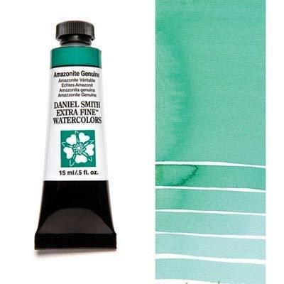Amazonite Genuine 15ml Tube – DANIEL SMITH Extra Fine Watercolour