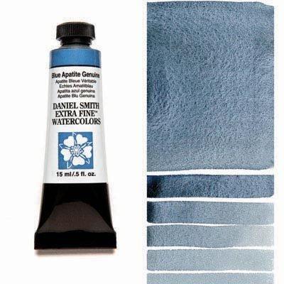 Blue Apatite Genuine 15ml Tube – DANIEL SMITH Extra Fine Watercolour
