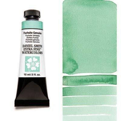 Fuchsite Genuine 15ml Tube – DANIEL SMITH Extra Fine Watercolour
