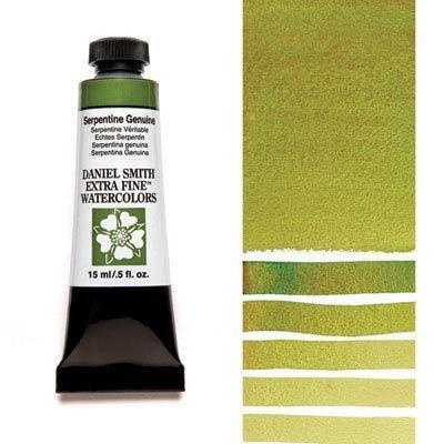 Serpentine Genuine 15ml Tube – DANIEL SMITH Extra Fine Watercolour