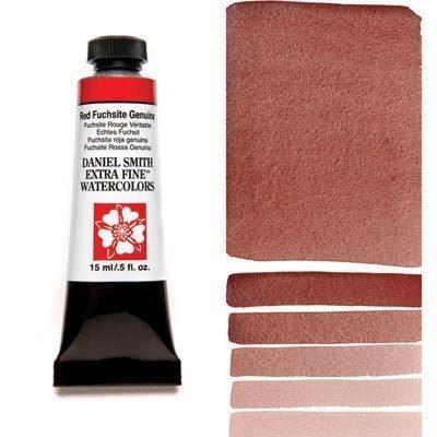 Red Fuchsite Genuine 15ml Tube – DANIEL SMITH Extra Fine Watercolour