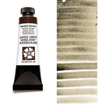 Hematite Genuine 15ml Tube – DANIEL SMITH Extra Fine Watercolour