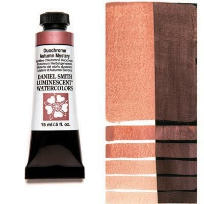 Duochrome Autumn Mystery 15ml Tube – DANIEL SMITH Luminescent Watercolour