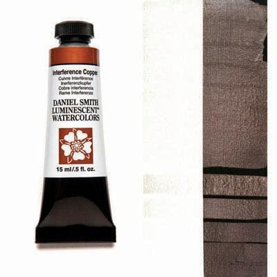 Interference Copper 15ml Tube – DANIEL SMITH Luminescent Watercolour