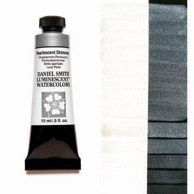 Pearlescent Shimmer 15ml Tube – DANIEL SMITH Luminescent Watercolour