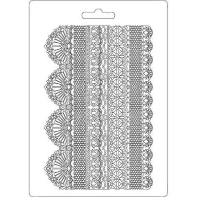 Stamperia - Soft Mould A5 - Laces