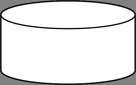 18x9 Single Tier Fiberglass Drum Shade