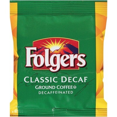 Coffee Decaf in Room 200x6oz (Folgers)