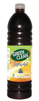 Septic Aid 12x1L Green Clean