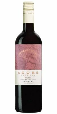 Adobe Malbec Organic