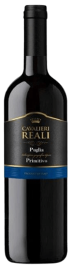 Cavalieri Reali Puglia Primitivo