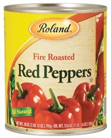 RED PEPPER ROASTED (12/28oz)
