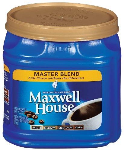COFFEE(MASTER BLEND)6/30.6OZ