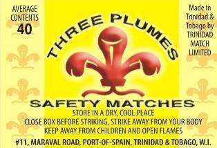 Matches - Three Plum