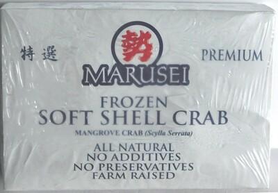 PACKER Crab Soft Shell 6/18pcs