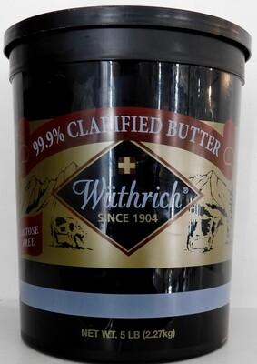 Butter Clarified Woodbridge 4/5lb
