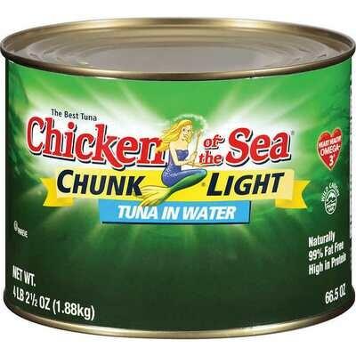 Tuna Chunk Light Chicken of the Sea