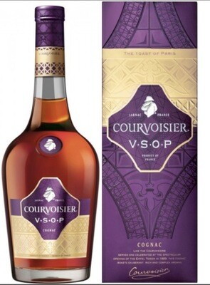 Cognac Courvoisier VSOP 1LTR