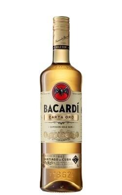 Rum Bacardi Gold 1LTR