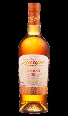Rum Zacapa Ambar 12Yrs 1LTR