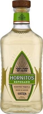 Tequila Hornitos Reposado 1LTR