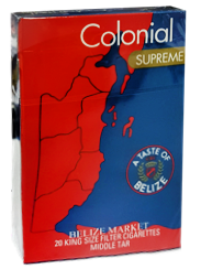 Colonial RED 20s KRE SQ BEZ