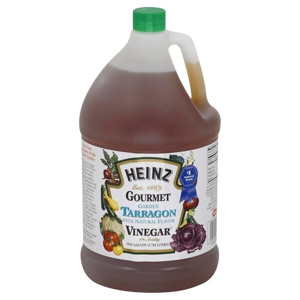 Vinegar Tarragon Heinz 4/1G