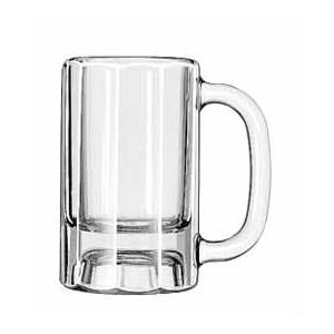 GLASS BEER MUG#5019 12/10 OZ.