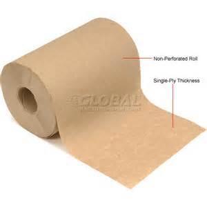 PAPER TOWEL BROWN 1/6(305FT)