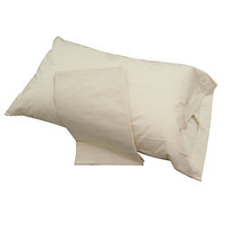 PILLOW CASE STANDARD BONE 12/42