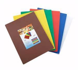 CUTTING BOARD COLOR SETS 12