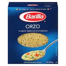 Pasta Orzo