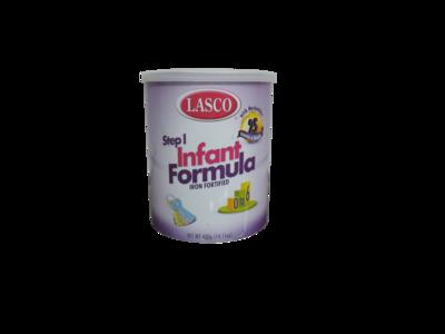 Lasco Baby Formula Step 1 (12 x 400g)