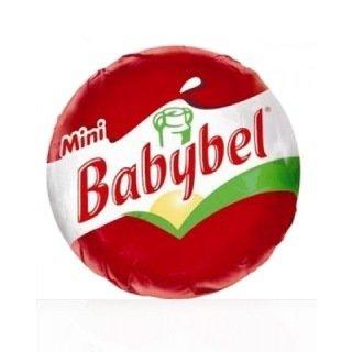 Baby Red Cheese Gouda Babyred Wax 12x6oz Global FD
