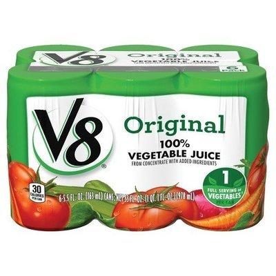 Juice Vegetable 48/5.5oz