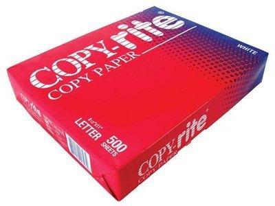 Copy Rite Copy Paper 8 1/2 X 14 5000 Sheets