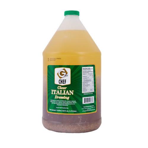 Dressing Italian Clear