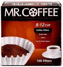 FILTER MR COFFEE 100