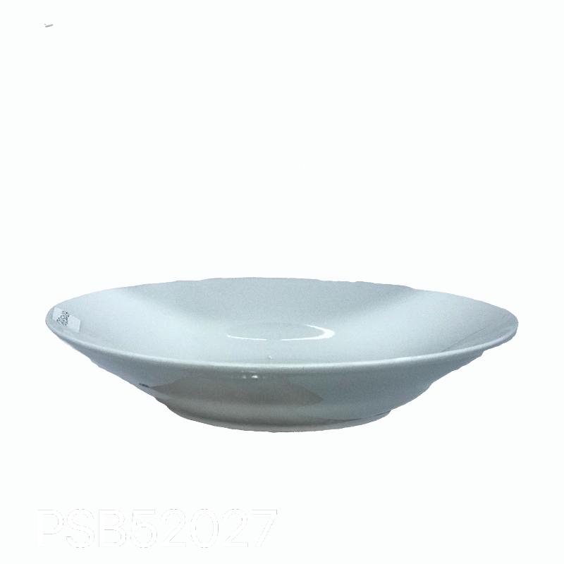 WHT PLATE 8.5
