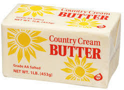 BUTTER SOLID UNSALTED AA 1LB