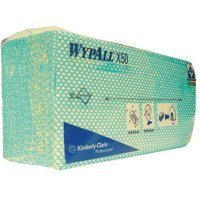 WYPALL CLEANING CLOTH GREEN 10/25