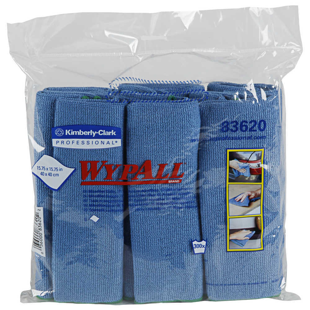 KCP CLEANING CLOTH KTECH BLUE