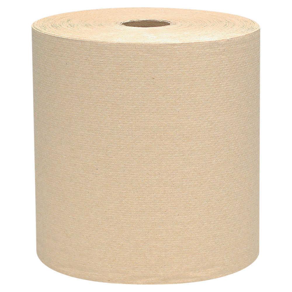 KCP Brown Towel Scott 4 x 1312ft