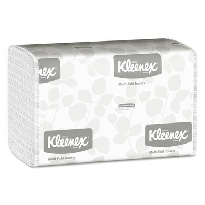 Hand Towels Kleenex multifold 2ply