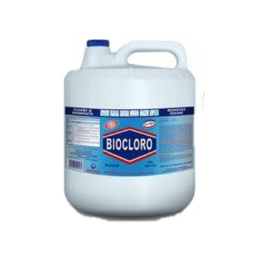 Bleach Biocloro 6 x 1 Gal
