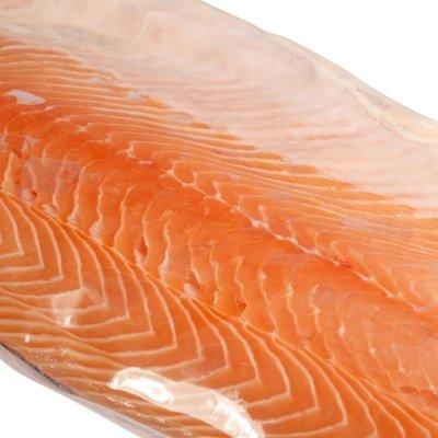 Salmon Whole Premium 5-6KG 1x70# Sushi Quality