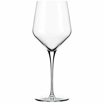 GLASS PRISM WINE LIBBEY