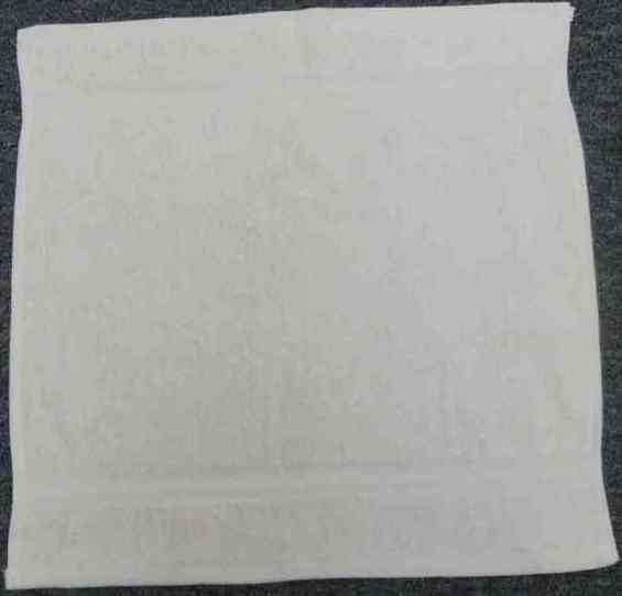 TOWEL WASH CLOTHS WHITE 12/13