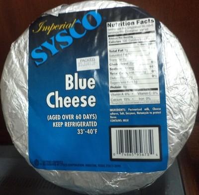CHEESE BLUE WHEEL 2/6LB