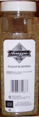 SEASONING ITALIAN 1/7OZ